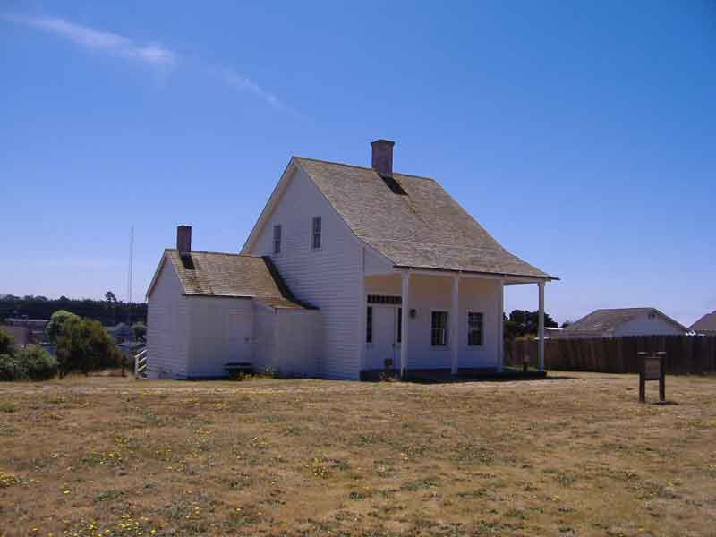 Image from Fort Humboldt SHP