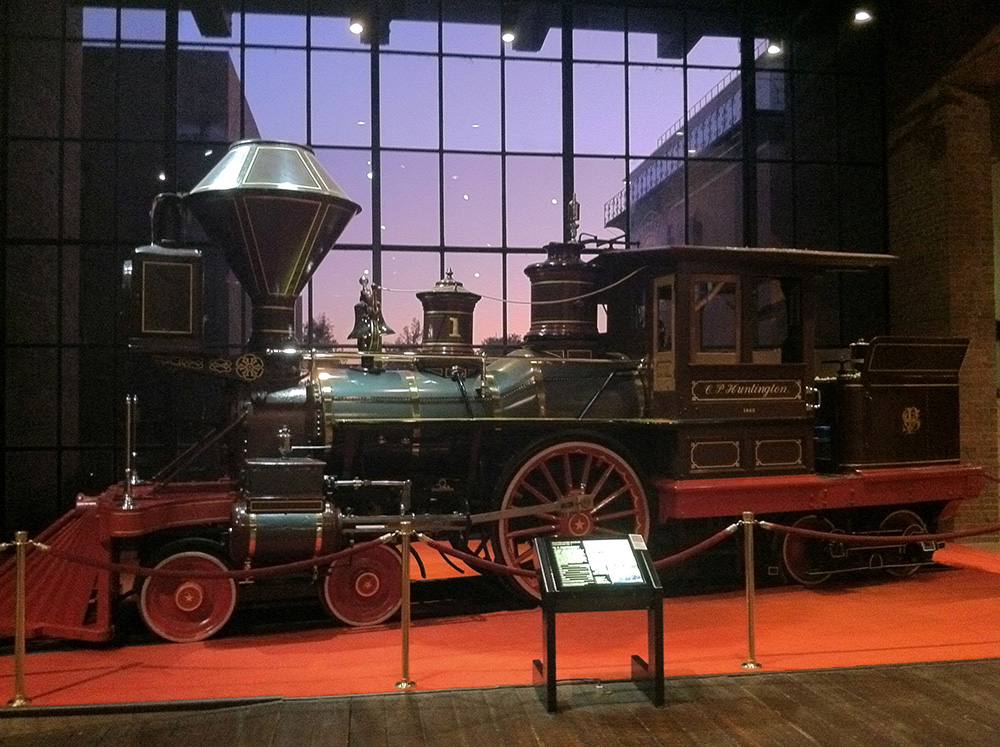 Image from California State Railroad Museum