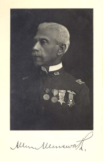 Col. Allen Allensworth: soldier, minister, and civil rights pioneer