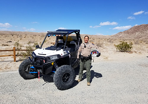 Ranger with OHV image