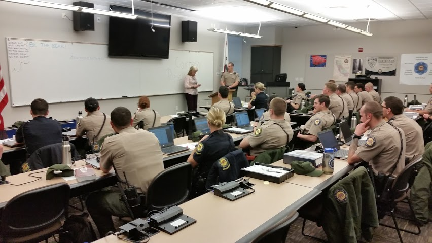 State Park Peace Officer Cadet Selection Process