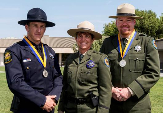 Medal of Valor Recipients