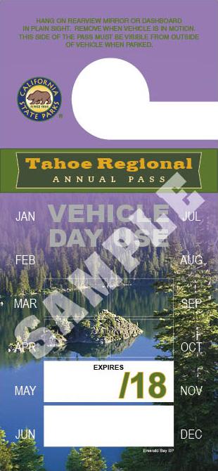 Tahoe Regional Pass