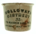 Image of Holloway's Ointment bottle