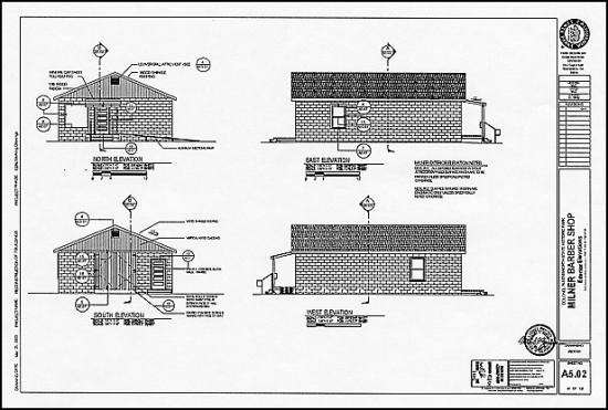 Plan Elevation Questions : Elevation plan