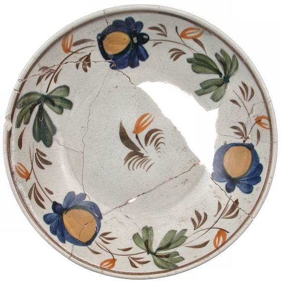 Example of Hand Painted Ceramics