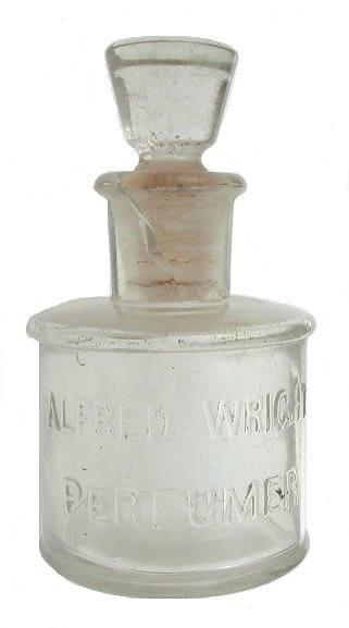 Image of Alfred Wright perfume bottle